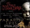 Paradise Lost Night в The Black Lodge