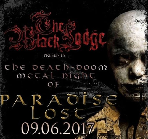Paradise Lost Night в The Black Lodge
