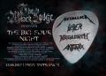 The Big Four Night - Anthrax, Metallica, Slayer, Megadeth в The Black Lodge