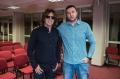 Водещият Васко Катинчаров и Joey Tempest - Europe