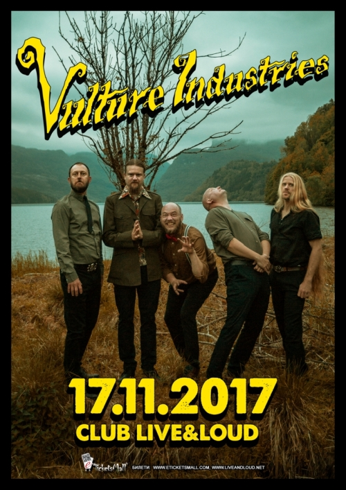 Vulture Industries in Sofia