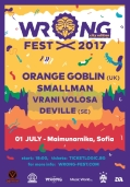 Wrong Fest City Edition 2017