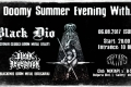 Black Dio and Bleak Revelation live in Sofia