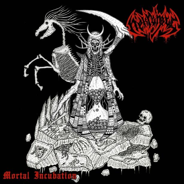 Nekrohowl - Mortal Incubation