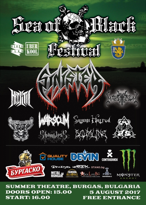 Sea Of Black Festival 2017
