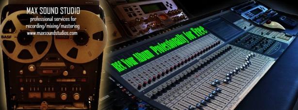 Max Sound Studio