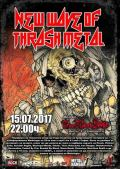 New Wave of Thrash Metal Night в The Black Lodge