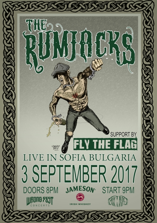 The Rumjacks in Sofia