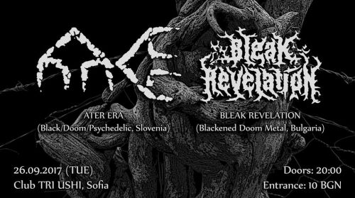 Ater Era and Bleak Revelation in Sofia 2017