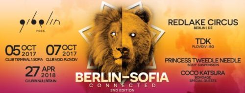 Berlin-Sofia: connected