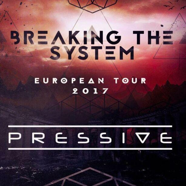 Pressive on tour