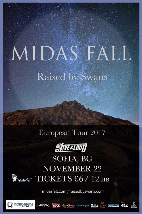 Midas Fall in Sofia