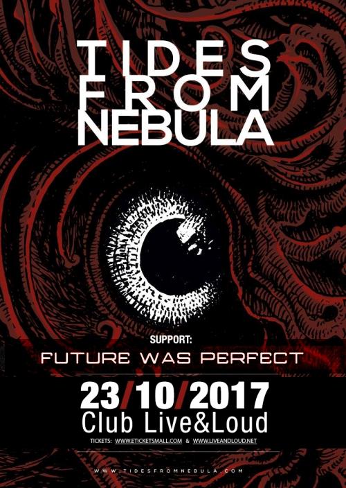 Tides From Nebula отново гостуват в София