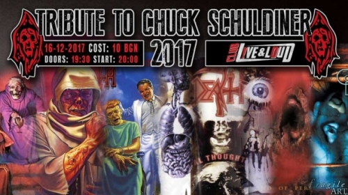 Tribute to Chuck Schuldiner 2017