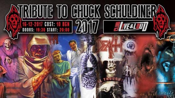 Tribute to Chuck Schuldiner 2017