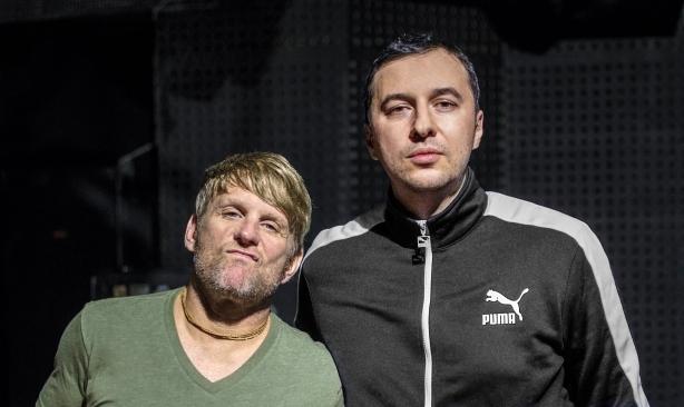 Васко Катинчаров и John Joseph - Cro-Mags