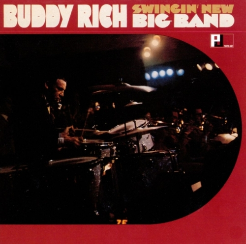 Buddy Rich - Swingin' New Big Band