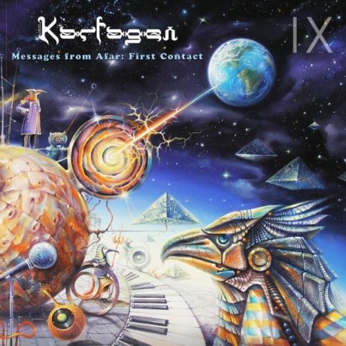 Karfagen - Messages from Afar - First Contact