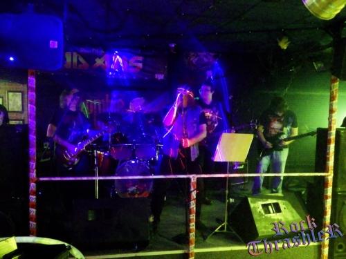 Bar-Club Adams (Zombie Bar set)