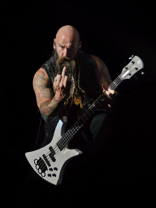 Chris Kael - Five Finger Death Punch