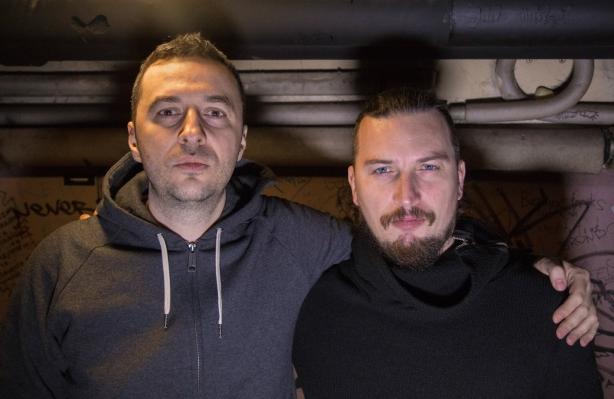 Водещият Васко и Shawter - Dagoba