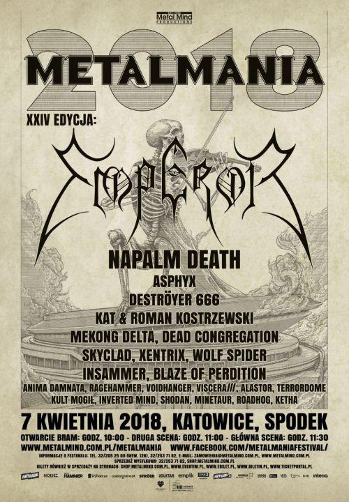 Metalmania 2018