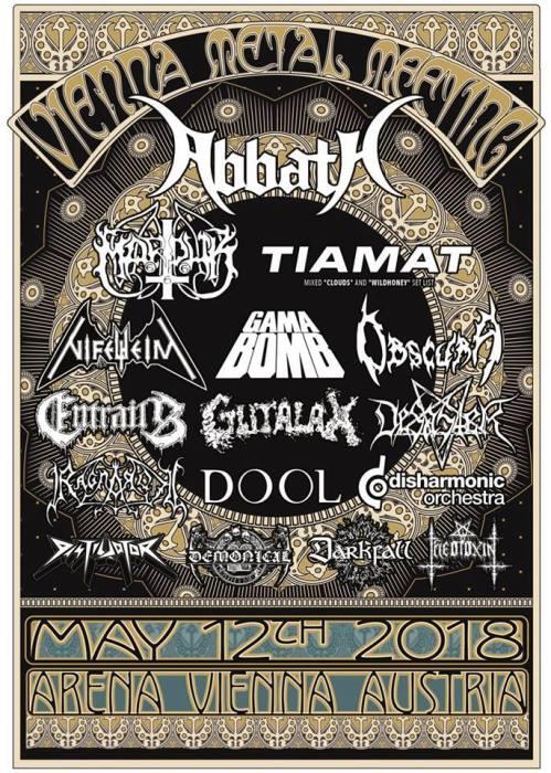 Vienna Metal Meeting 2018