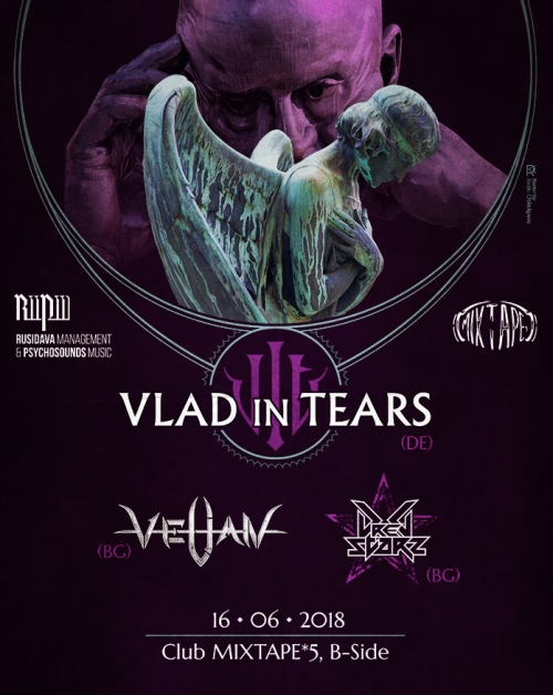 Vlad in Tears live in Sofia