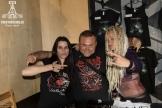 Авторът на снимките Кирил Груев и двете вокалистки