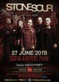 Stone Sour на концерт в София