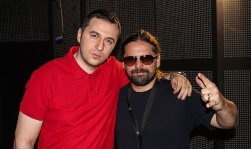 Васко Катинчаров и Andreas Kisser - Sepltura