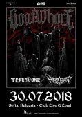 Концерт на Goatwhore, Terravore и Historian