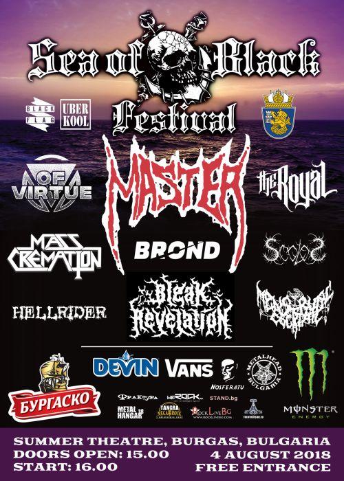 Sea Of Black Festival 2018