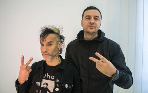 Васко Катинчаров и Roy Mayorga - Stone Sour