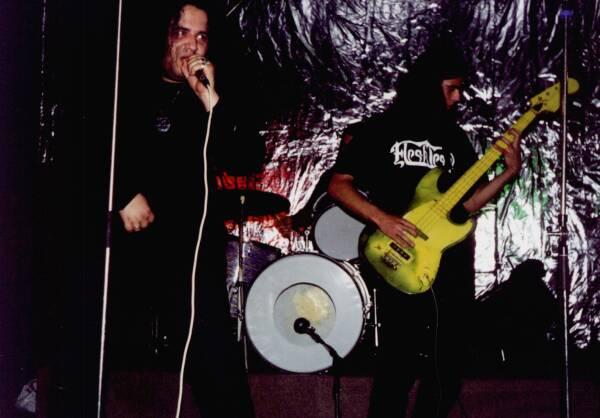 Hellspawn с Profanator, София 2002 г.