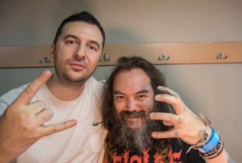 Васко Катинчаров и Max Cavalera - Soulfly