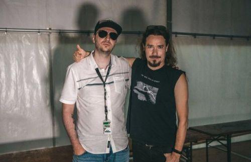 Васко Катинчаров и Tuomas Holopainen - Nightwish