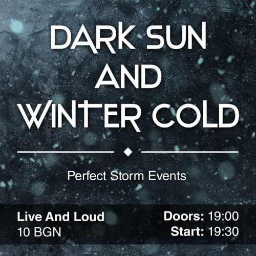 Dark Sun and Winter Cold 2019