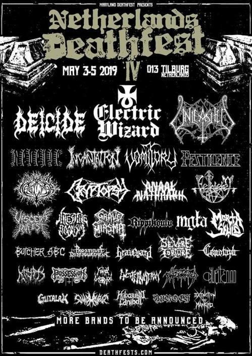 Netherlands Deathfest IV