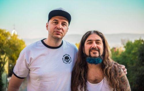 Васко Катинчаров и Mike Portnoy