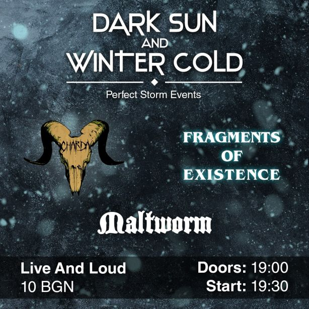 Dark Sun And Winter Cold 2018