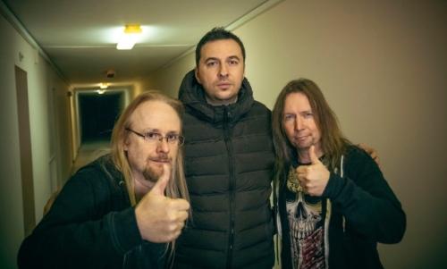 Васко Катинчаров и Stratovarius