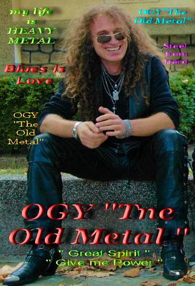 "Rock On с Ogy ""The Old Metal"""
