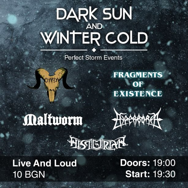 Dark Sun And Winter Cold