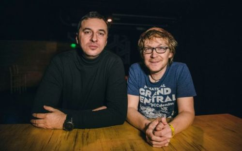 Васко Катинчаров и Rene Rutten - The Gathering