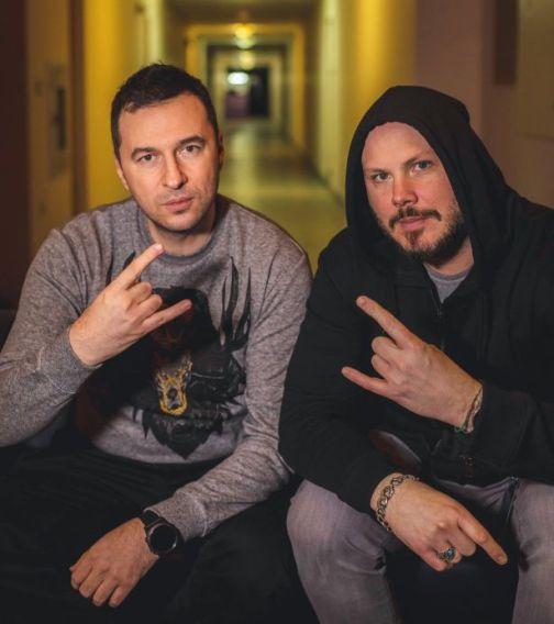 Васко Катинчаров и Bjorn Strid - Soilwork