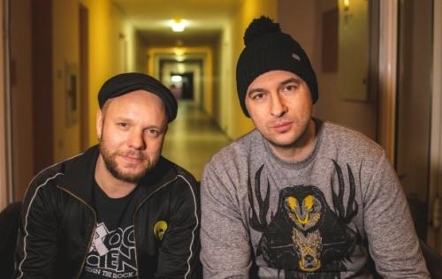 Васко Катинчаров и Jan Rechberger - Amorphis