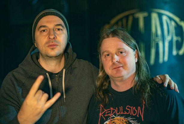 Васко Катинчаров и Jonas Bjorler - The Haunted