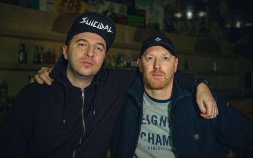 Васко Катинчаров и Rob Franssen - Born From Pain