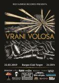 Концерт на Vrani Volosa в Бургас